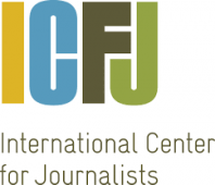 International Center for Journalists logo