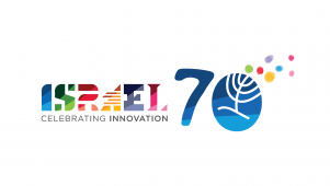 Embassy of Israel in Italy logo